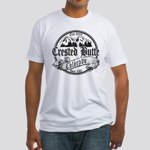 Crested Butte Canterbury Fitted T-Shirt
