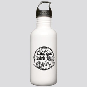 Crested Butte Canterbury Stainless Water Bottle 1.