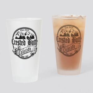 Crested Butte Canterbury Drinking Glass
