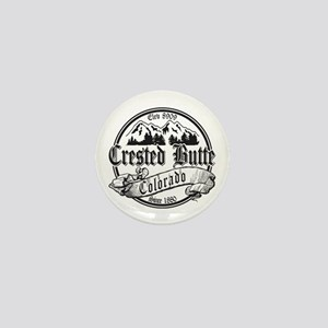 Crested Butte Canterbury Mini Button