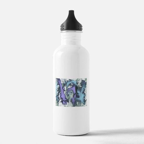 Shards of Color Water Bottle