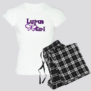 Lupus Girl Women's Light Pajamas