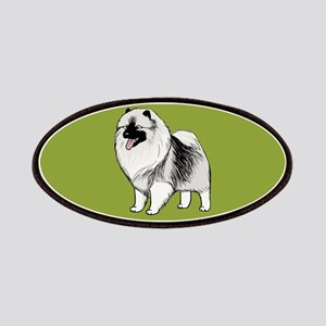 Keeshond Patches