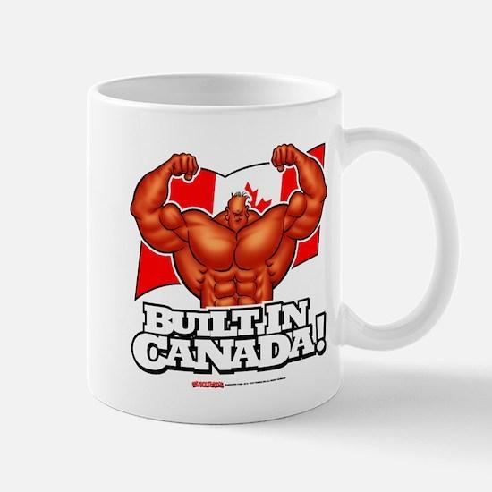 BUILT IN CANADA - Mug