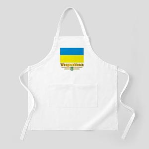 """Ukraine National Flag"" Apron"