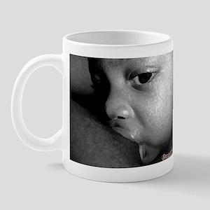 African American Breastfeeding Advocacy Mug