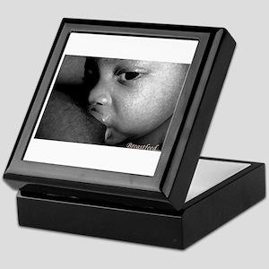 African American Breastfeeding Advocacy Tile Box