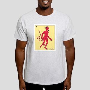El Diablito loteria, mexicana T-Shirt
