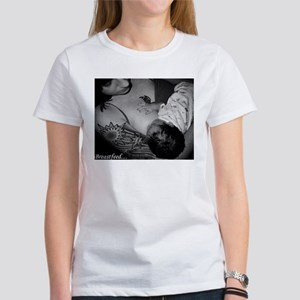 Hip Breastfeeding Mama Women's T-Shirt