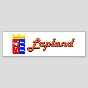 Lapland-1 Bumper Sticker