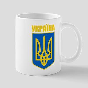 """""""Ukraine COA"""" Mug"""