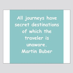martin buber gifts and appare Small Poster