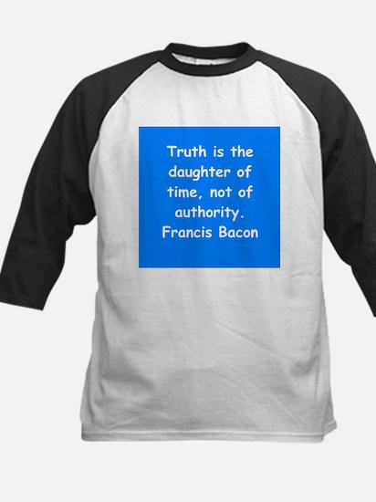 francis bacon Kids Baseball Jersey