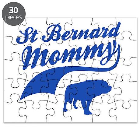 St Bernard Mommy Puzzle