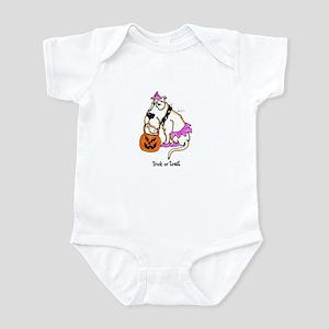 Trick or Treat Dog Infant Creeper