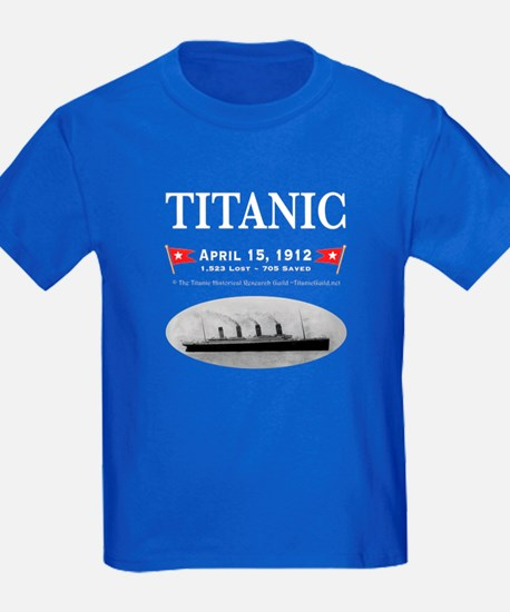 Titanic Ghost Ship (black) T