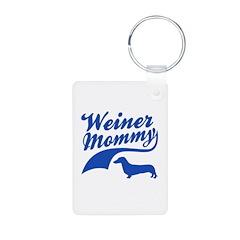 Weiner Mommy Keychains