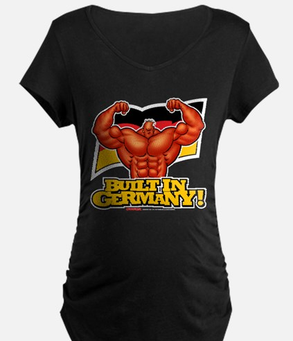 BUILT IN GERMANY - T-Shirt