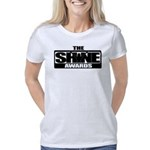 New black Shyne Women's Classic T-Shirt