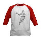 Lacrosse Baseball T-Shirt