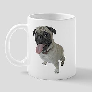 Pug Close-Up Mug