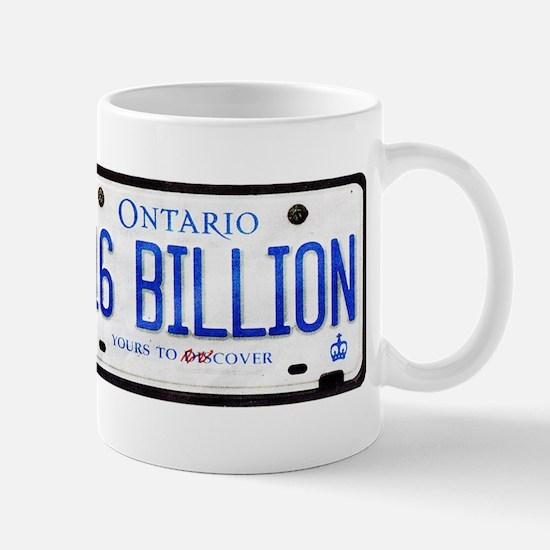 16 Billion Dollar Gear Mug