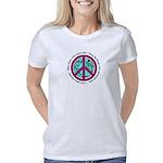 Christian Peace Sign Women's Classic T-Shirt