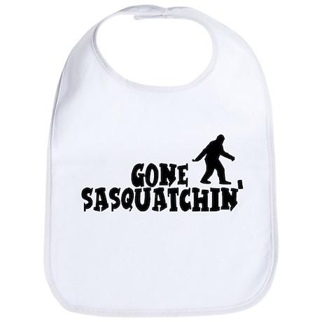 Gone Sasquatchin' Bib