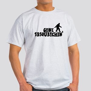 Gone Sasquatchin' Light T-Shirt