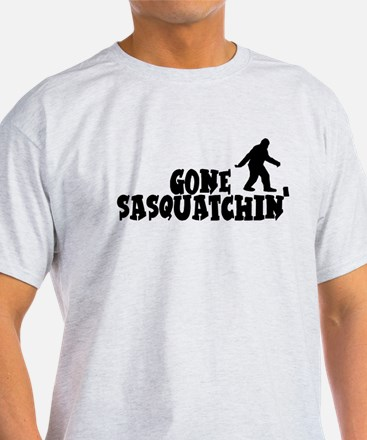Gone Sasquatchin' T-Shirt