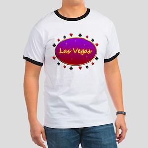 Fabulous Vegas Ringer T