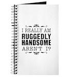 Kiki's Ruggedly Handsome Journal