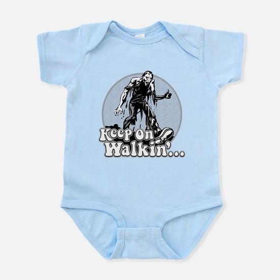 Keep On Walkin' Infant Bodysuit