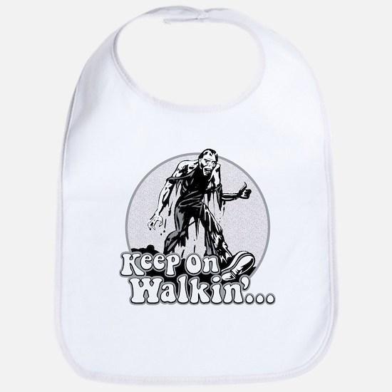 Keep On Walkin' Bib
