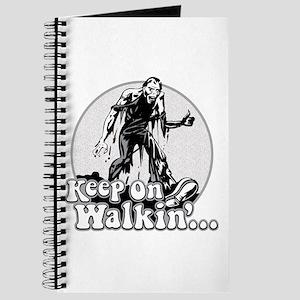 Keep On Walkin' Journal