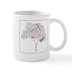 Special Edition Word Cloud Mug