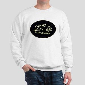 More Greyhound Logos Sweatshirt