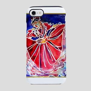 Fiesta! Colorful, Dancer! iPhone 7 Tough Case