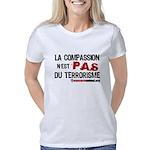 compassion-terrorisme-pale Women's Classic T-Shirt