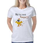 not-nuggets-01 Women's Classic T-Shirt