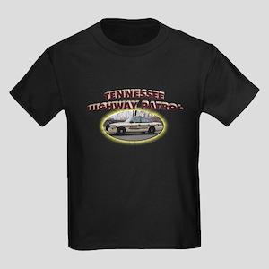 Tennessee Highway Patrol Kids Dark T-Shirt