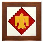 45th Infantry BCT Framed Tile