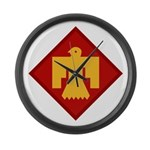 45th Infantry BCT Large Wall Clock