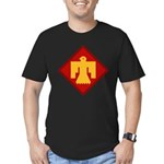 45th Infantry BCT Men's Fitted T-Shirt (dark)
