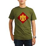 45th Infantry BCT Organic Men's T-Shirt (dark)