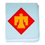 45th Infantry BCT baby blanket