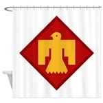 45th Infantry BCT Shower Curtain