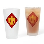 45th Infantry BCT Drinking Glass