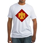 45th Infantry BCT Fitted T-Shirt