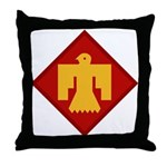 45th Infantry BCT Throw Pillow
